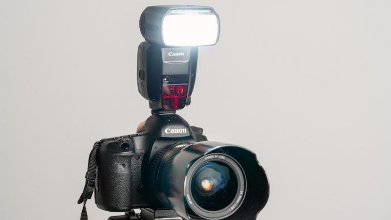 Explicación de la salida de flash – Revista de fotografías digitales