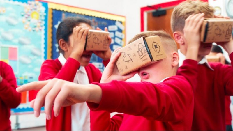 Google está poniendo fin a su aplicación de experiencia de realidad virtual, Expeditions