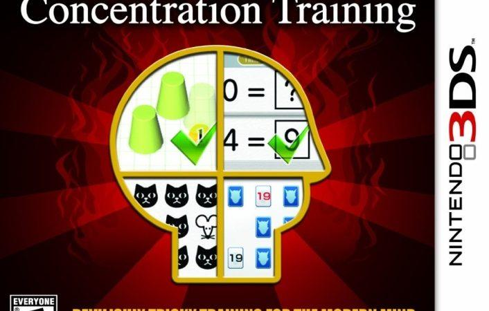 Revisión de Brain Age: Concentration Training (Nintendo 3DS)