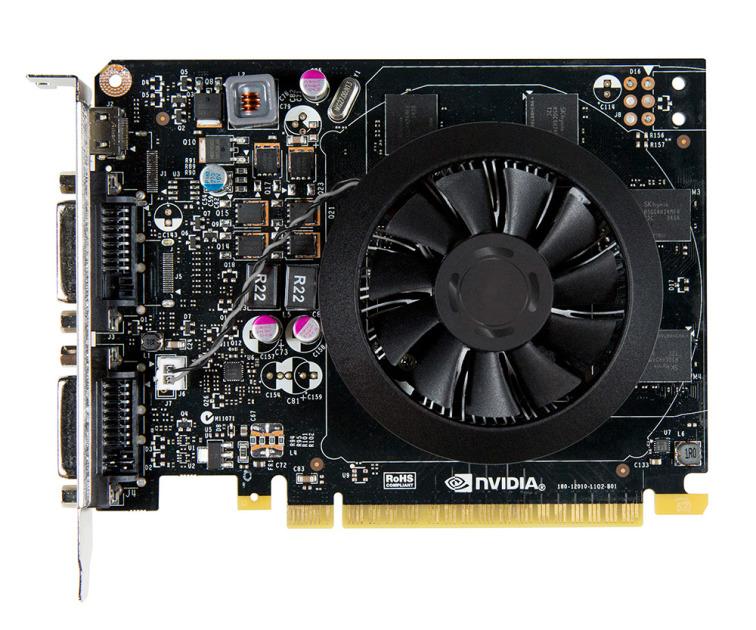 Revisión de Nvidia GeForce GTX 750 Ti