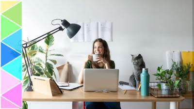 10 formas baratas y fáciles de subir de nivel la imagen de su oficina en casa
