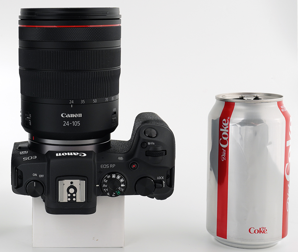 Primer vistazo: Canon EOS RP